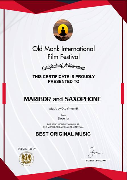 MARIBOR and SAXOPHONE Best Original Music majnši